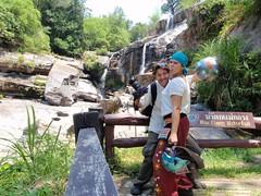 DoiInthanon première cascade sur la route