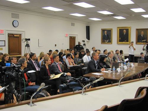 May 13, 2011 Tom Lantos Human Rights Commission hearing on human rights in Bahrain