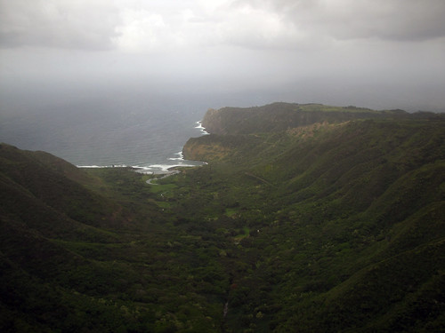 Moloka'i from above (1)