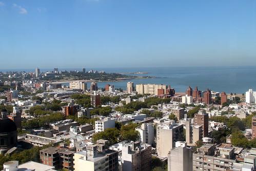Mirador de la Intendencia de Montevideo