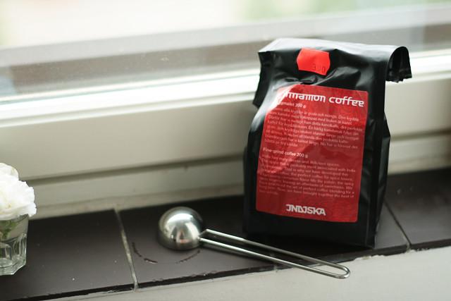 cinnamon coffee by indiska