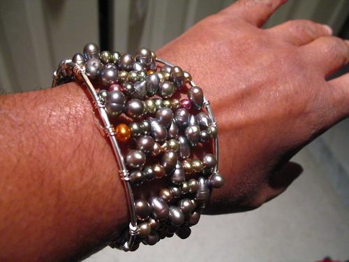 Pearl Bracelet II