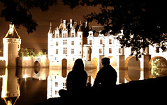 Taking in the View (Big_Law) Tags: chenonceaux