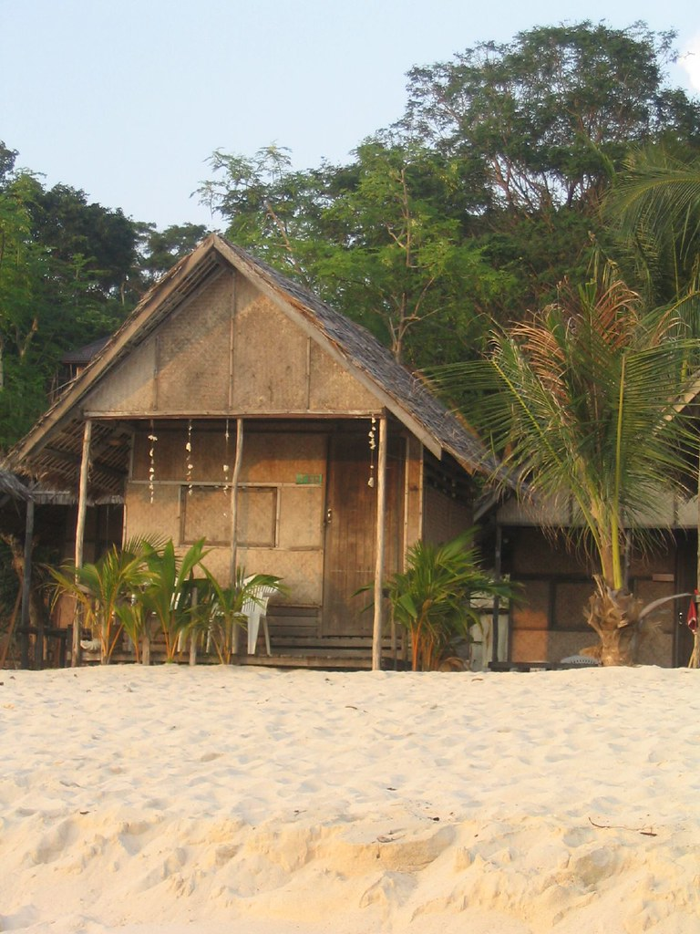 Bungalows on Ko Phi Phi