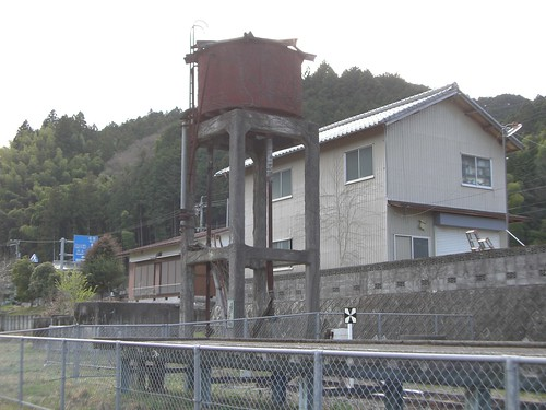 給水塔/water supply tower