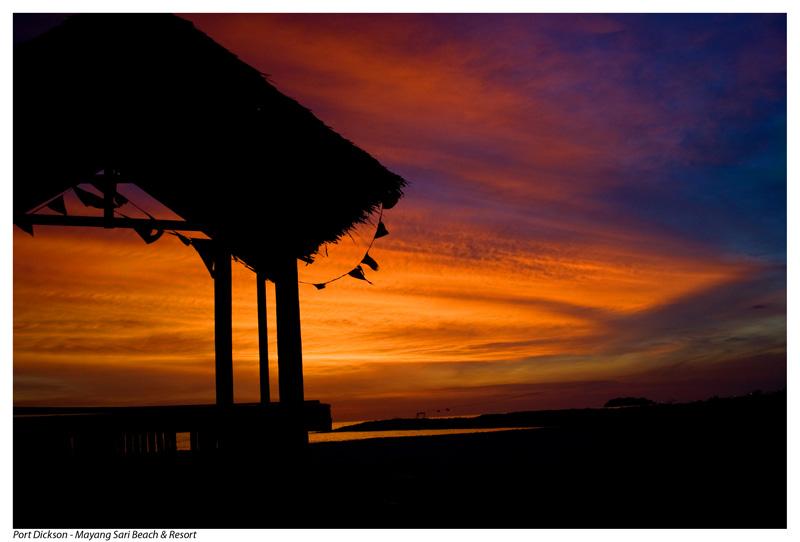 Port Dickson at dawn #3