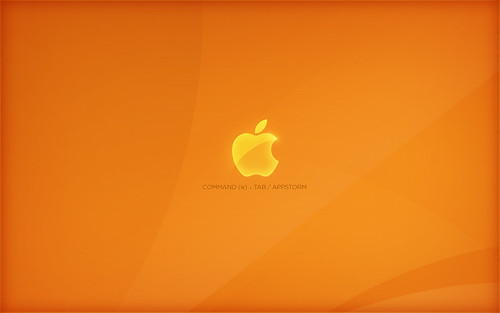 wallpaper images for mac. AppStorm Mac Orange Wallpaper