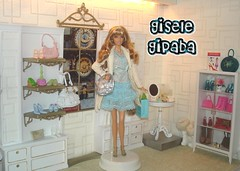 Dream Store (Gipaba) Tags: doll barbie diorama collector