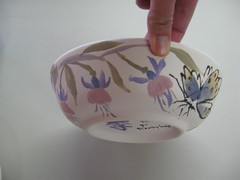 One side of my bowl