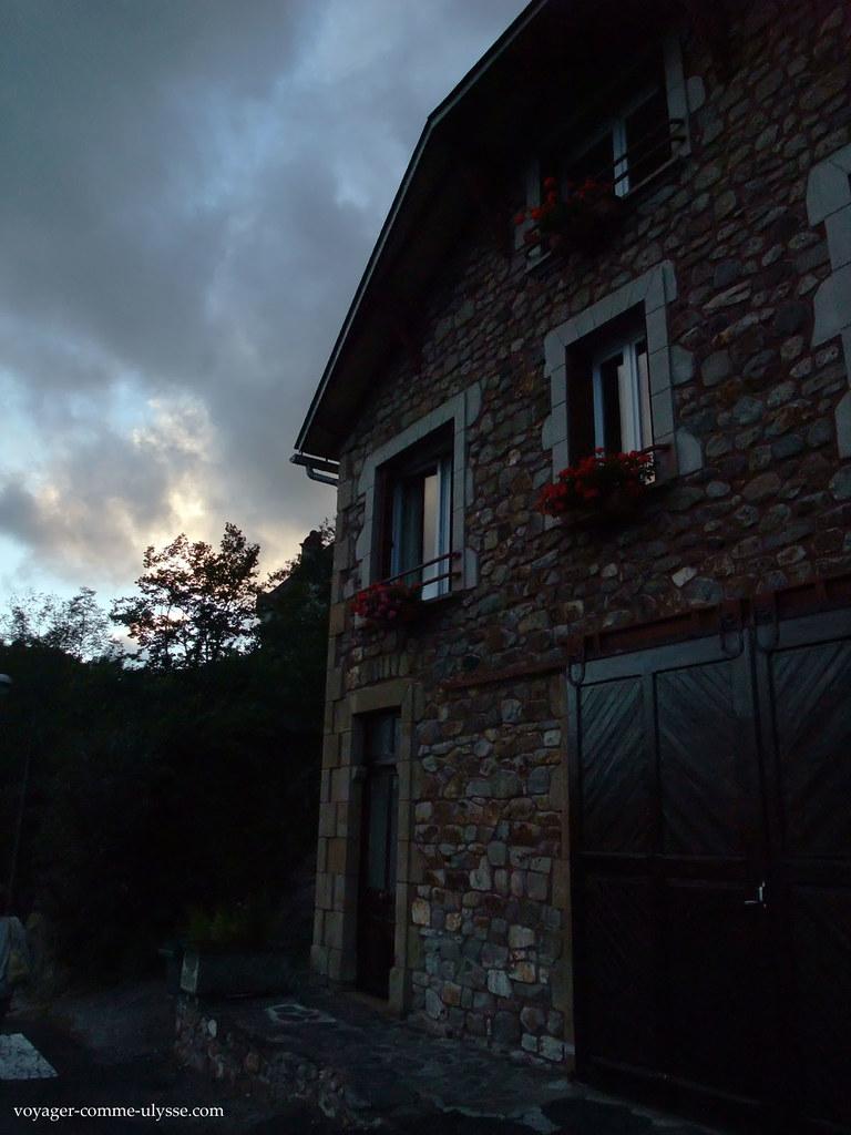 Mais uma casa de pedra