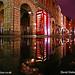 London Rain at Night ....in Covent Garden