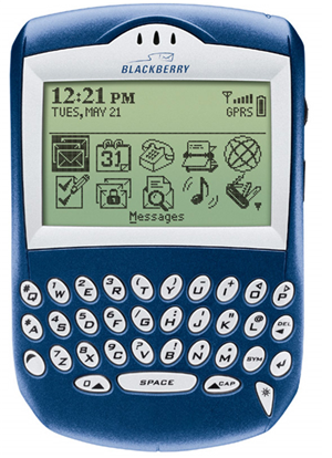 blackberry 1999