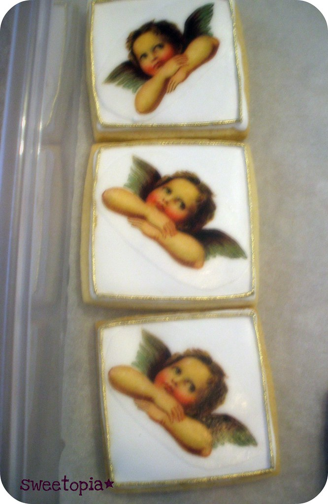 cherub sugar cookies