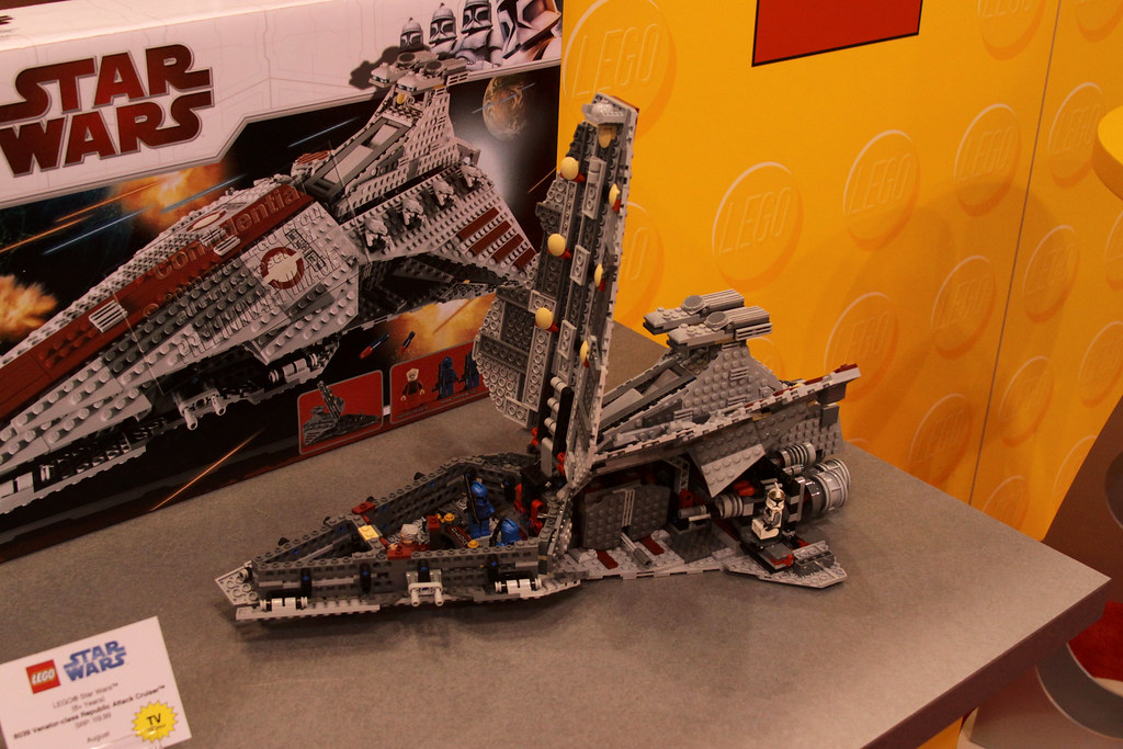 8039 Venator Class Republic Attack Cruiser - IMG 5769