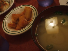 Soup and dim sum