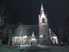 Kyrkan Örebro N96