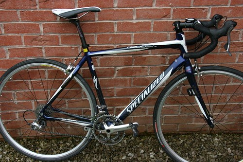 Fs Specialized Roubaix Elite 2007 56cm Road Bike