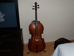 My Violoncello-1 (fatihaltiparmak) Tags: cello beloved my