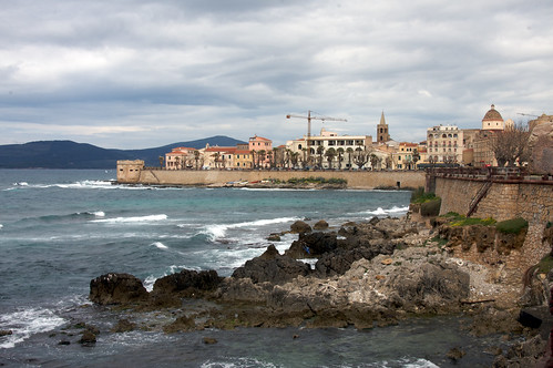 Alghero by giannisl, on Flickr