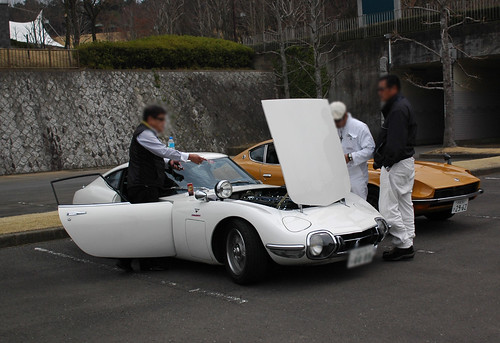 TOYOTA 2000GT in Kasama Japan [Apr. 04. 2009]