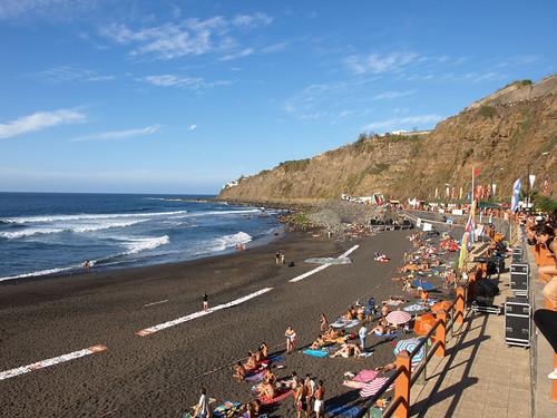 Playa Socorro beach