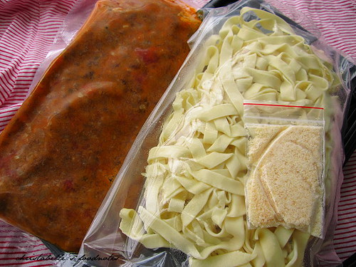 pasadena波隆那肉醬義大利麵包裝