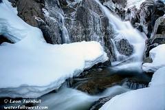 Upper Upper Truckee River Falls (leapin26) Tags: california snow waterfall laketahoe falls meyers uppertruckeeriver upperuppertruckeefalls