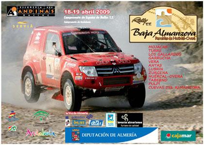 Previo IV Rally Todo Terreno Ramblas de Huércal Overa - Baja Almanzora