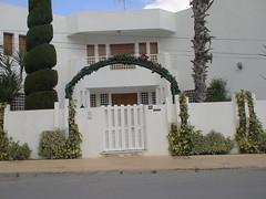 Porte extrieure en fer forg, Tunis (Citizen59) Tags: 2005 door iron tunisia tunis porte fe entry tunisie external fer entre wrought portes entres forg rforg