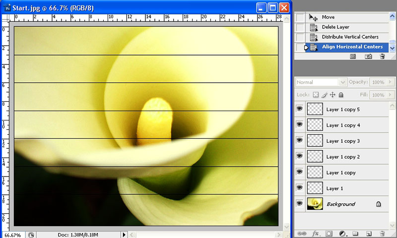 how to make line tool thicker in photoshop