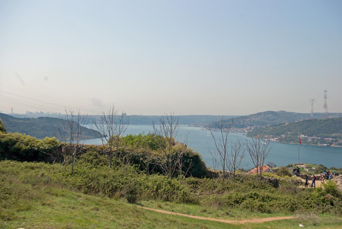 Yoros Kalesi, Yoros Castle, Bosphorus-Boğaziçi, İstanbul, Pentax K10d