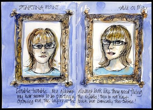 EDiM 01_b Starting Self Portraits