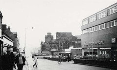 Co-Op Supermarket-Palace Theatre, Leeds Road, Nelson (mrrobertwade (wadey)) Tags: road cinema closed leeds nelson lancashire coop bingo pendle