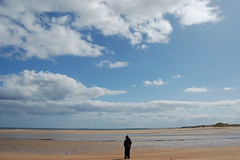 Alnmouth beach (gotbadger) Tags: beach alnmouth d40