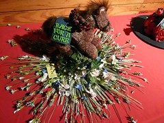 The Winning Derby Hat! (urbanshoregirl) Tags: life charity new 2 hat neck paul kentucky country may nj monmouth colts fundraising gala 2009 derby crisis jdrf diabetes mahos juvenilediabetes