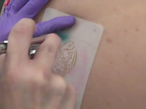 Airbrush Tattoo Video 6 (Set)