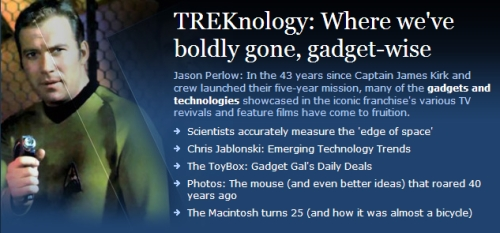treknology by you.