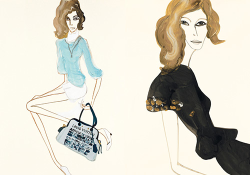 3518703986 27e30e21f0 o 30 Fashion Illustrators You Cant Miss Part 1
