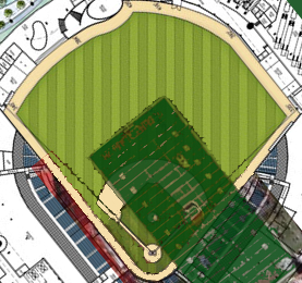 Printable baseball diamond layout Trials Ireland