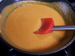 Quick Tomato Cream Sauce