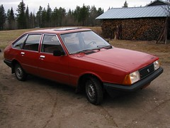 Talbot 1510 GL (Joyz253) Tags: car finland horizon rusty chrysler heap uusikaupunki talbot simca 1307