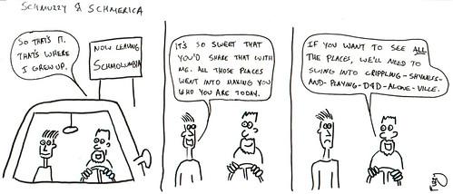 366 Cartoons - 103 - Schmuzzy and Schmerica