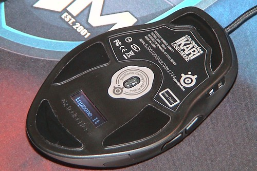SteelSeries Ikari Laser žaidimų pelė