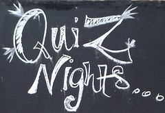 Picture of Category Pub Quiz