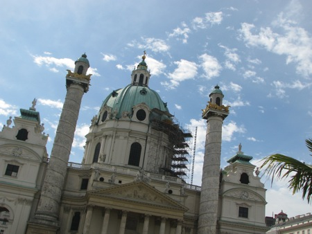 Karlskirche (St. Charles Church)