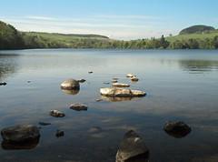 Loch of Clunie near Blairgowrie (w11buc) Tags: mountains scotland angus postcard perthshire olympus e3 loch blairgowrie alyth kirriemuir 5photosaday lochofclunie zd1260mm