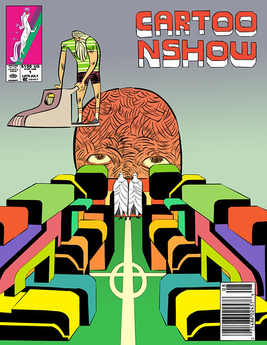 cartoonshow #1 cover