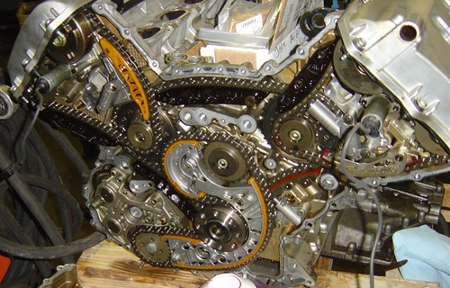 b6/b7 motor 101 tear-down every piece exposed/monday up date