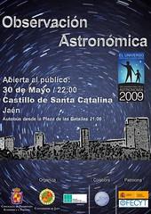 Observación pública Castillo de Santa Catalina