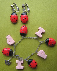 Triinud Pipile/ Ladybugs for Pipi